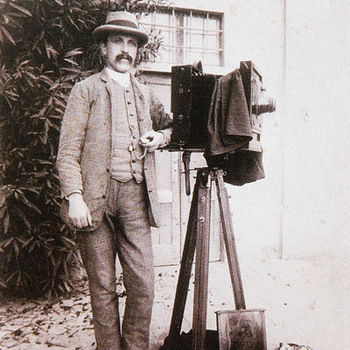 Secundo Pia, first to photograph the Shroud of Turin.